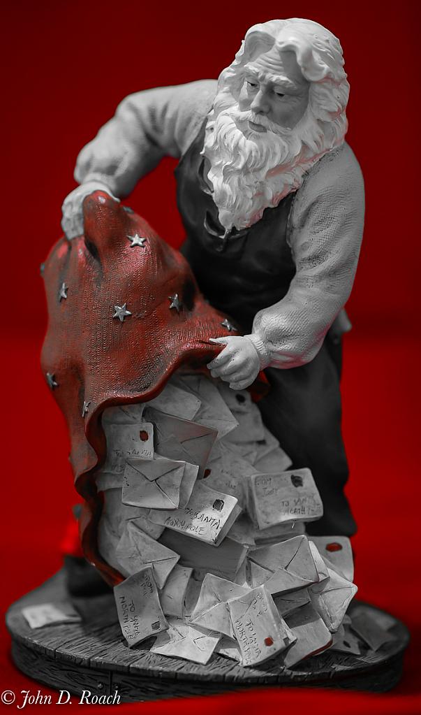 Letters to Santa - ID: 15782006 © John D. Roach