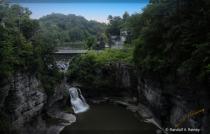 New York State waterfall...