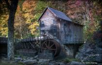 Glades Creek Grist Mill in W Va