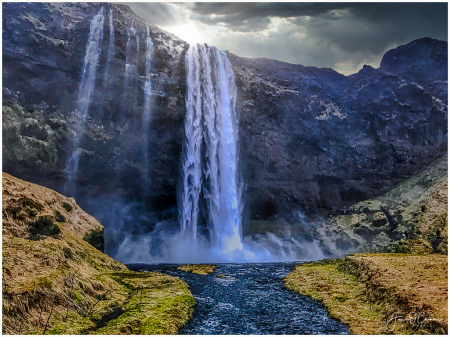 The Photo Contest 2nd Place Winner - Seljalandsfoss