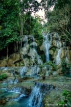 ~ ~ WATERFALLS IN LAOS ~ ~