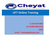 UFT Online Training