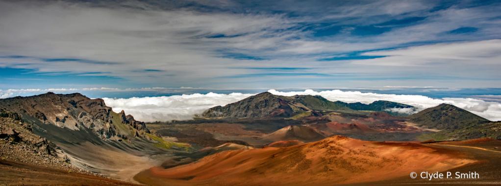 Haleakala - ID: 15784069 © Clyde P. Smith