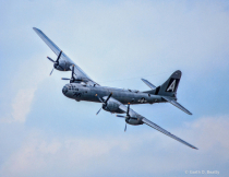 Fifi the Last Flying B25