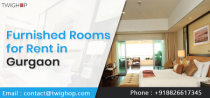 Furnished Rooms for rent in Gurgaon
