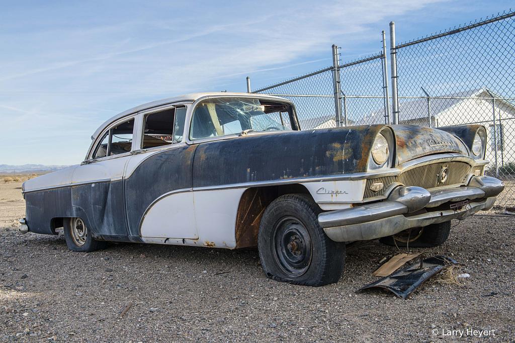 Junky Old Car # 2 - ID: 15785057 © Larry Heyert