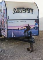 Ghost Town Travel Trailer