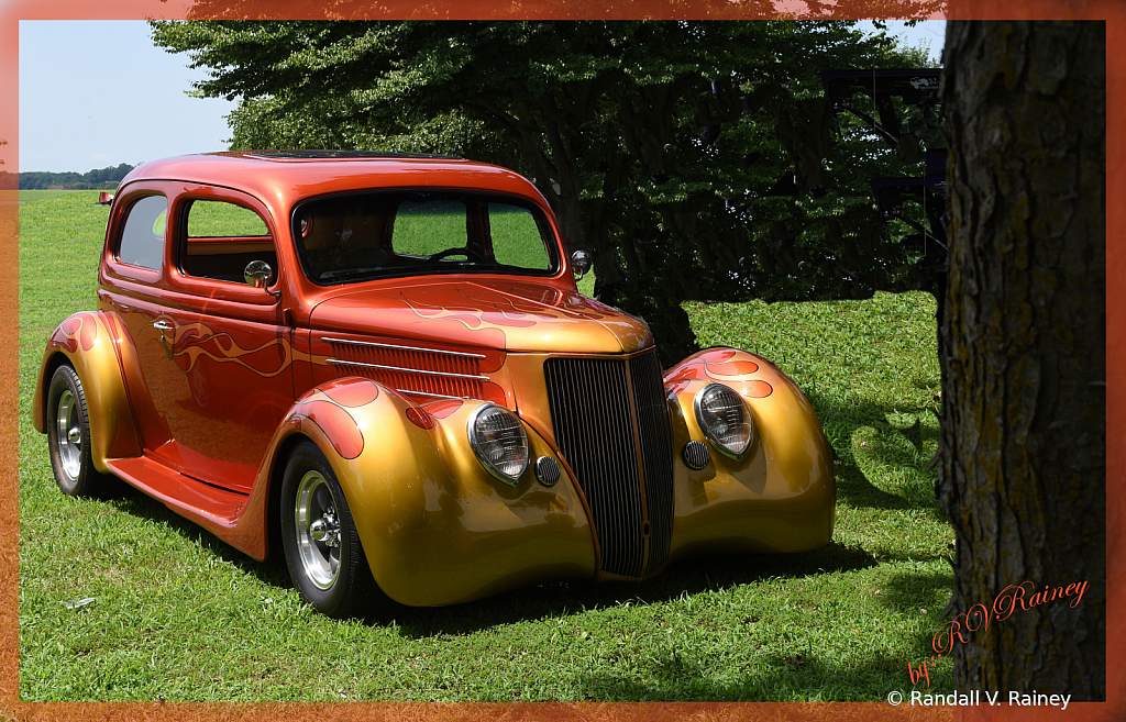 Classic Coupe Street Rod