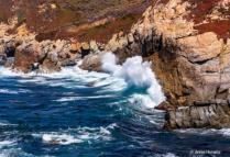 Sea Meets Rocks