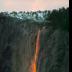 © Peggy J. Sells PhotoID# 15785472: Horsetail Falls - Yosemite CA