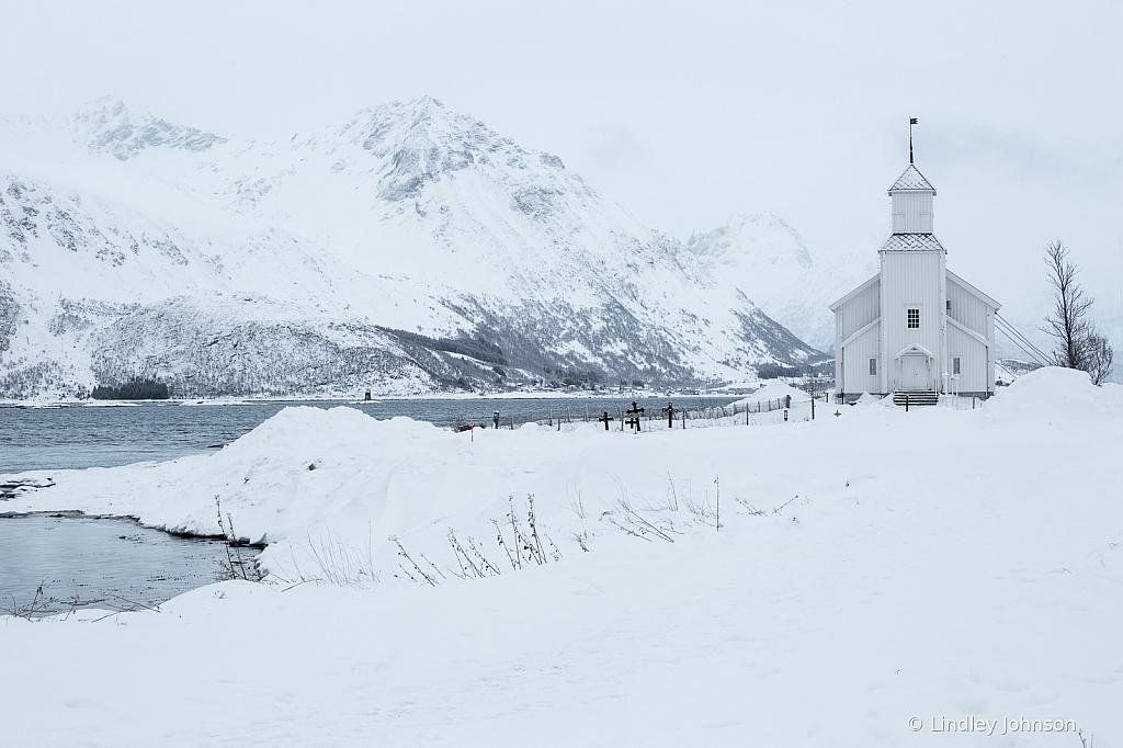 Gimsoy Kirke, Norway