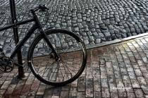Bike, Brick, and Cobble