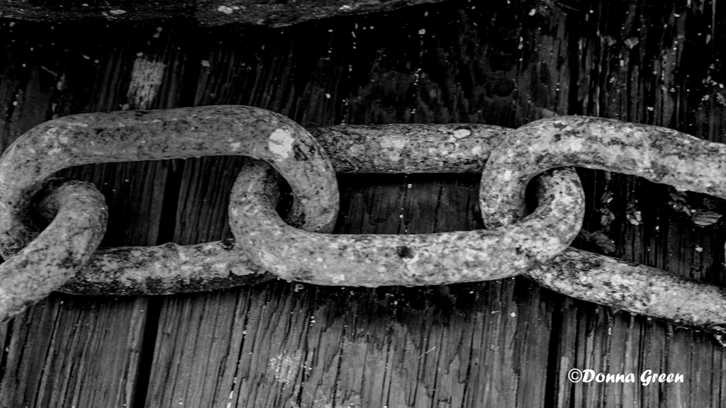 Rustic Chain - ID: 15785655 © Robert/Donna Green