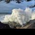 © Lady T PhotoID# 15785773: High Surf Warning
