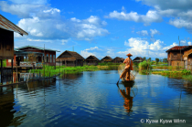 Fisherman & Village