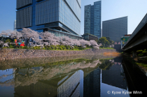 Buildings from Tokyo