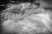 Aerial View of Mt. Katahdin