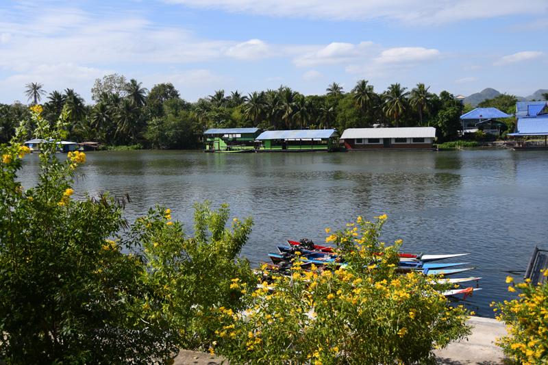 Along the River Kwai