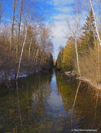 Whitefish Bay Creek