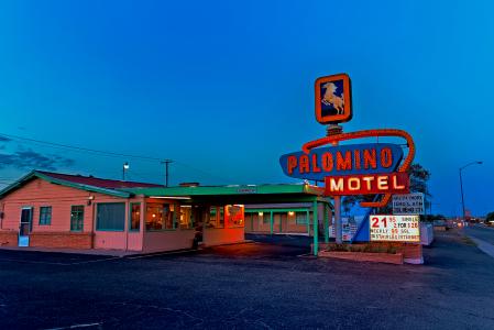 Palomino Hotel