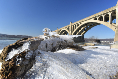 Winter Wonderland at the River