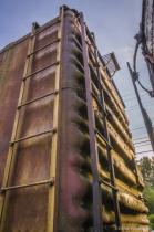 Old Railroad Boxcar