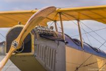 1918 Curtiss JN-4D Biplane