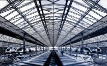 European Train Station