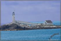 New Hampshire Lighthouse Island