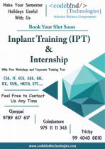 iot course in coimbatore