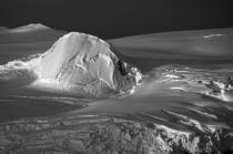 Atop An Antarctic Glacier