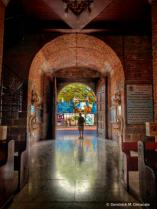 ~ ~ WAITING AT THE CHURCH DOOR ~ ~