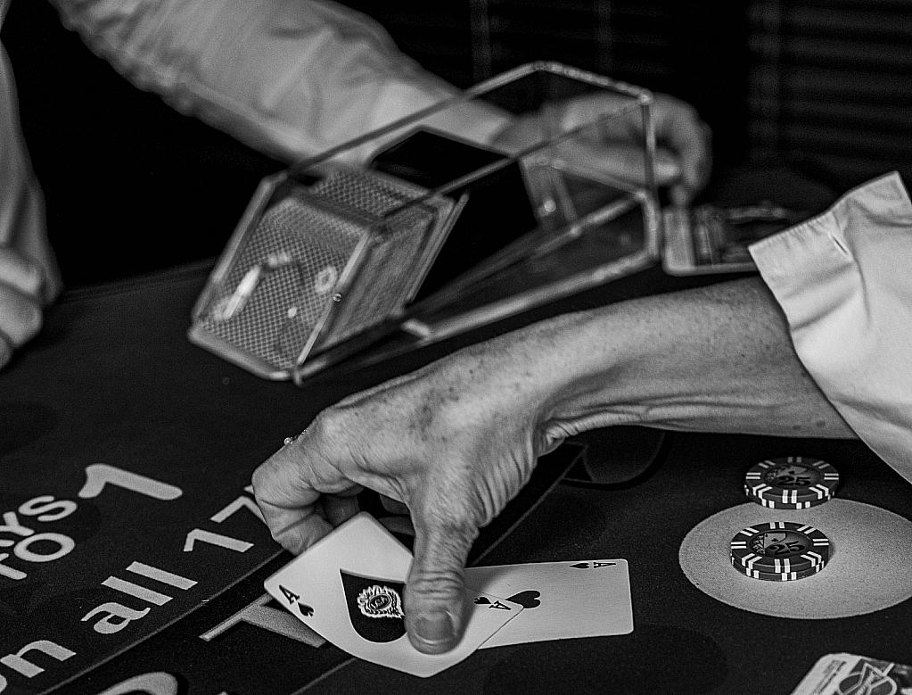 casino night - ID: 15788552 © Michael L. Sonier