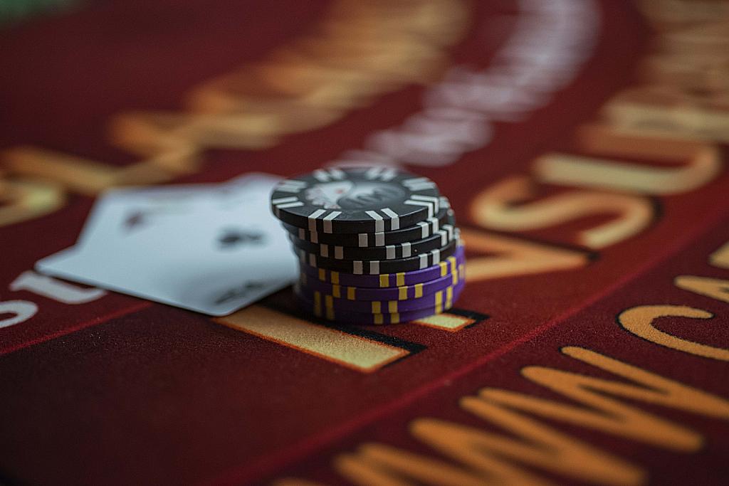 casino night - ID: 15788553 © Michael L. Sonier