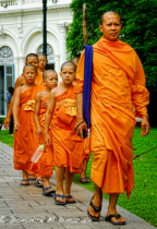 ~ ~ MONK AND STUDENTS ~ ~