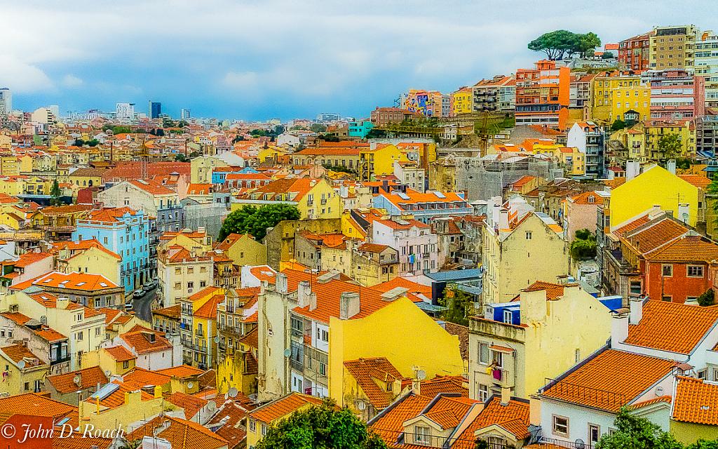 Lisbon - ID: 15791429 © John D. Roach