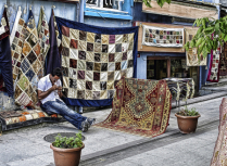 Carpet Dealer in Istanbul