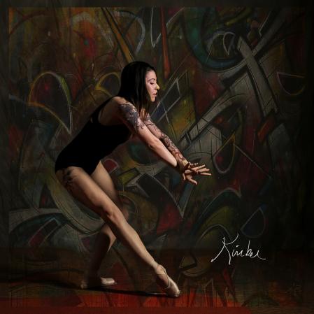 Kiera , Dancer Extrordinaire