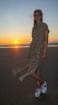 Sunset Blankenber...