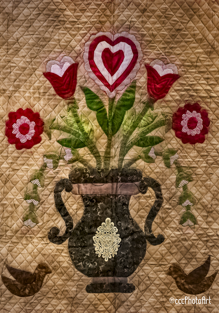 Hearts & Flowers - ID: 15798863 © Candice C. Calhoun