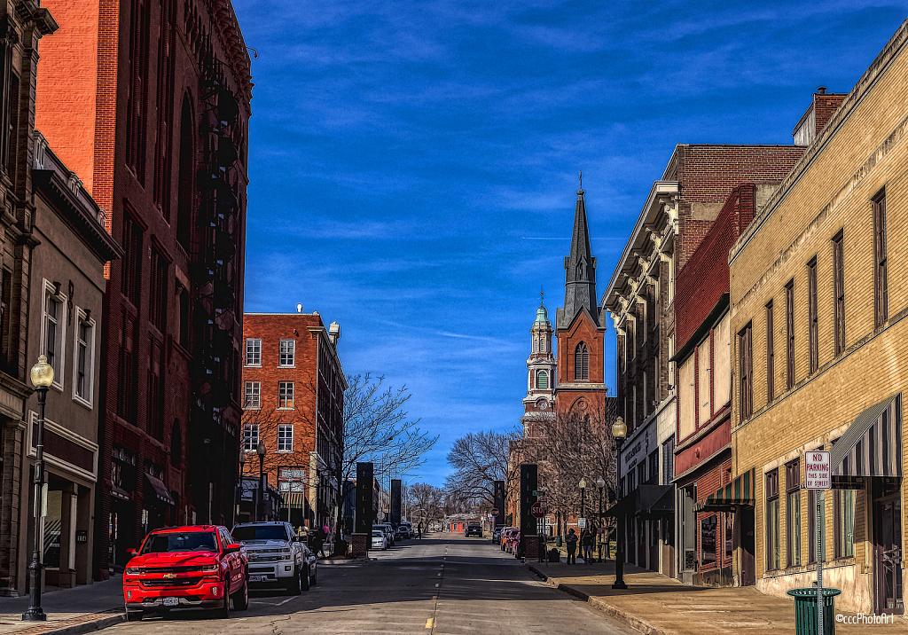 Church Street - ID: 15802767 © Candice C. Calhoun
