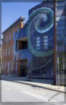 American Visionary Art Museum from outside .