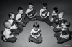 Young Meditation