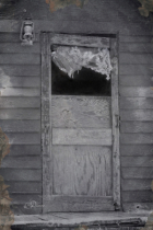 Tattered Curtains