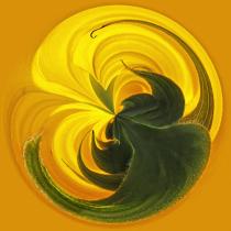 Sunflower Sphere