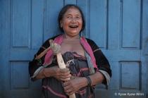 Pa Laung Woman