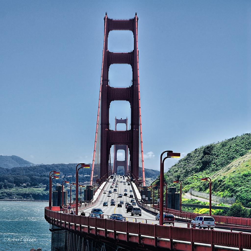 Golden Gate Bridge - ID: 15810065 © Robert/Donna Green