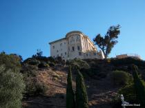 Getty Villa on the Hill
