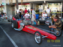 Tommy Ivo Top Fuel Dragster