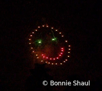 Smilling Fireworks